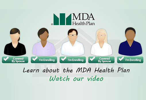 MDA Health Plan video