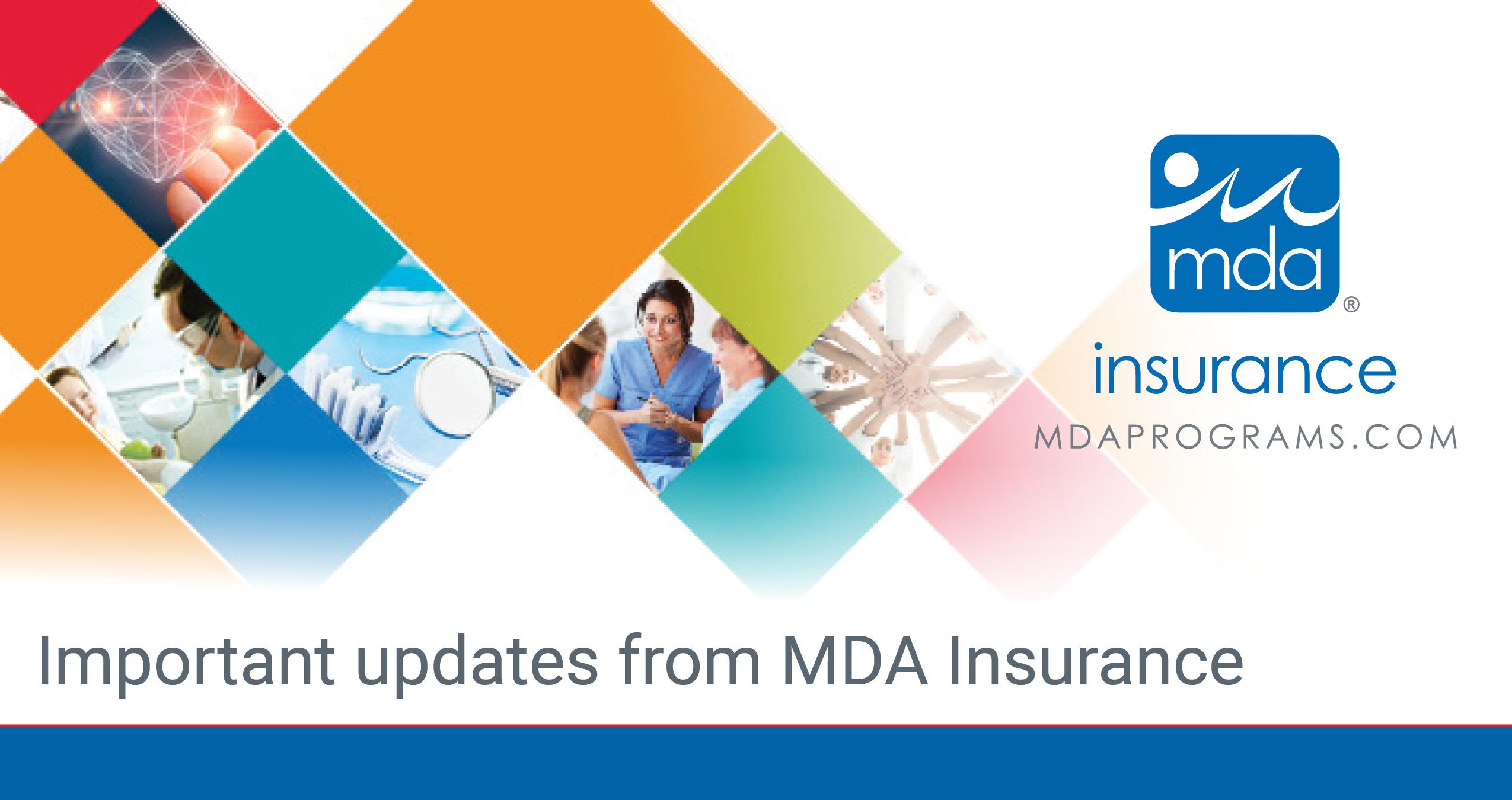 COVID-19 Employer-Provided Health Insurance Update - MDA ...