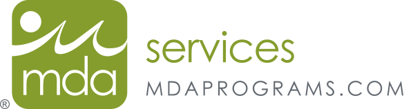 MDA Services Programs logo
